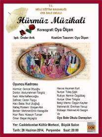 Hurmuz Poster